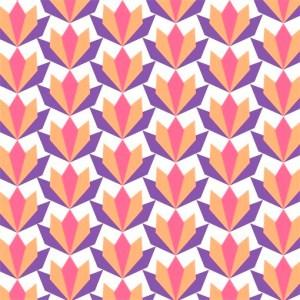 origami flower pattern nurgonzalez